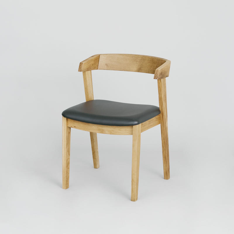 PVC Ridge Back Chair