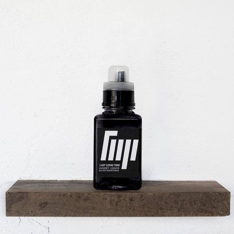 400ml】アウトドアギア用洗剤  無香料/LAST LONG TIME LAUNDRY LIQUID