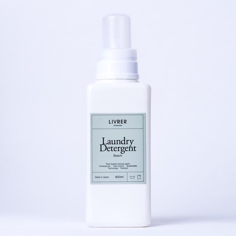 600ml】洗濯用洗剤 ビーチ/Landry Detergent ▶Beach <綿、麻、合成繊維用>