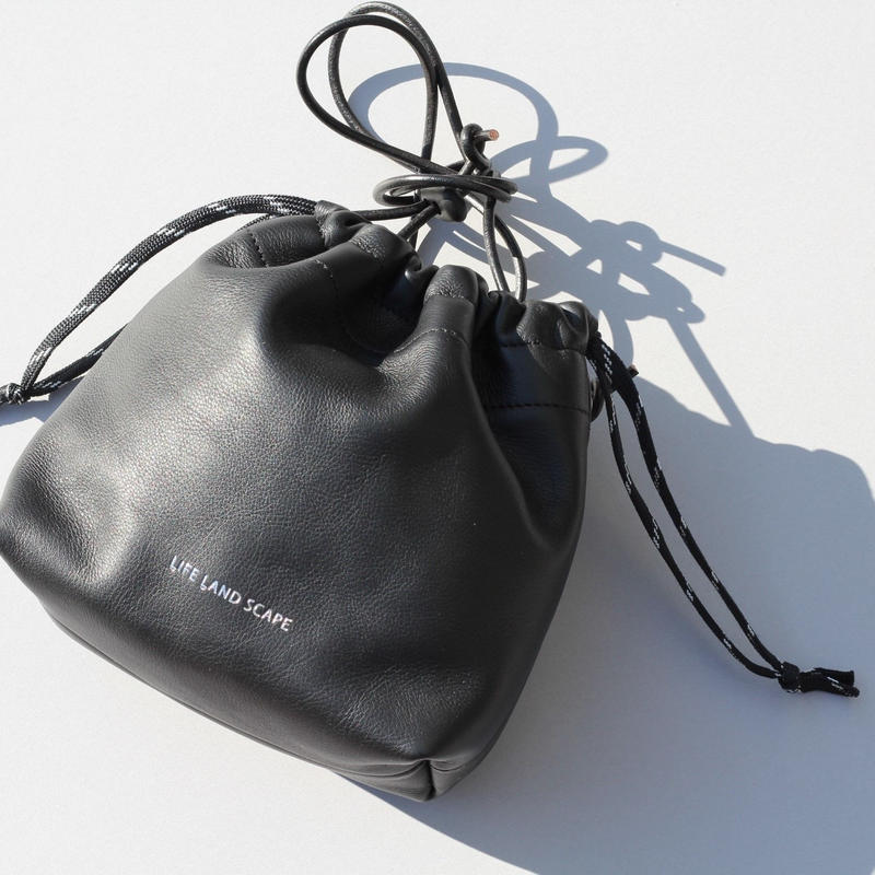 "BOWL BAG""black"""