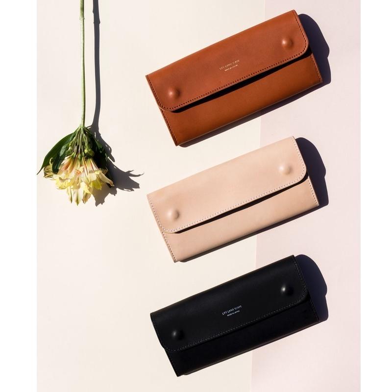"Long wallet ""black"""