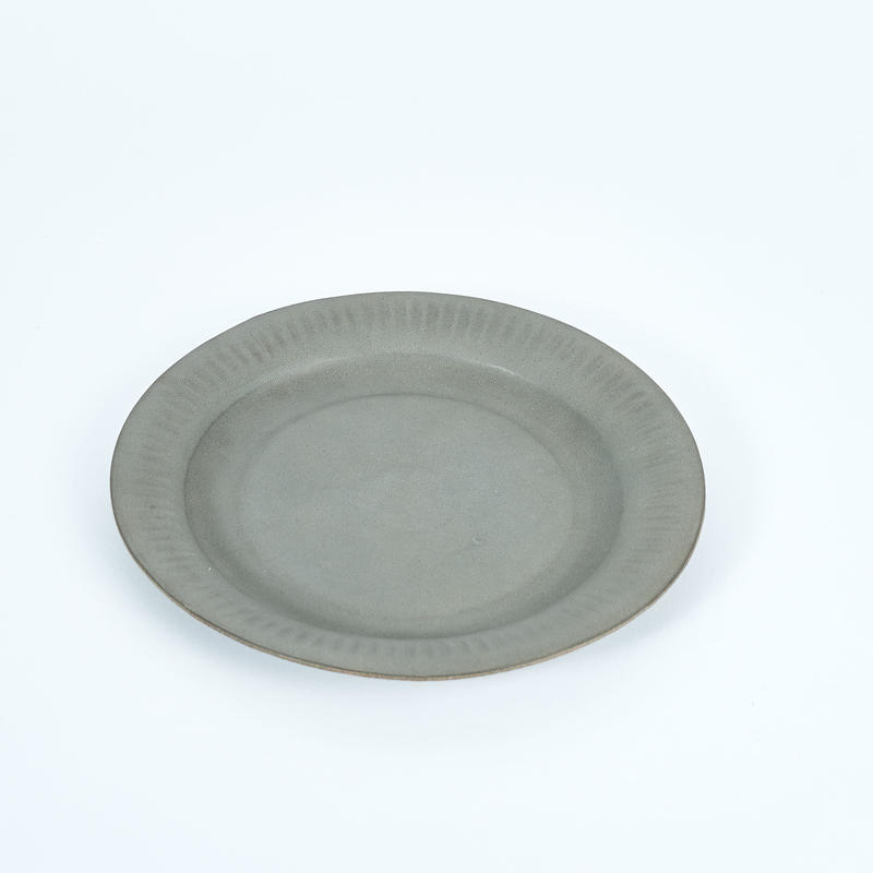 "BBQ PLATE""gray"""