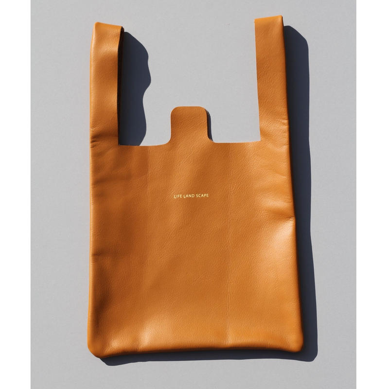 "ECO BAG L""camel"""