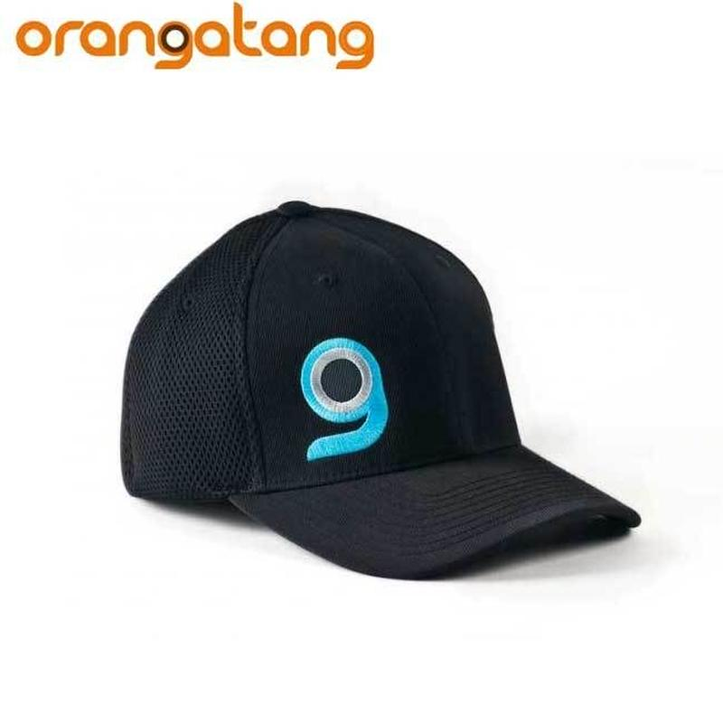 G LOGO CAP  (BLK)
