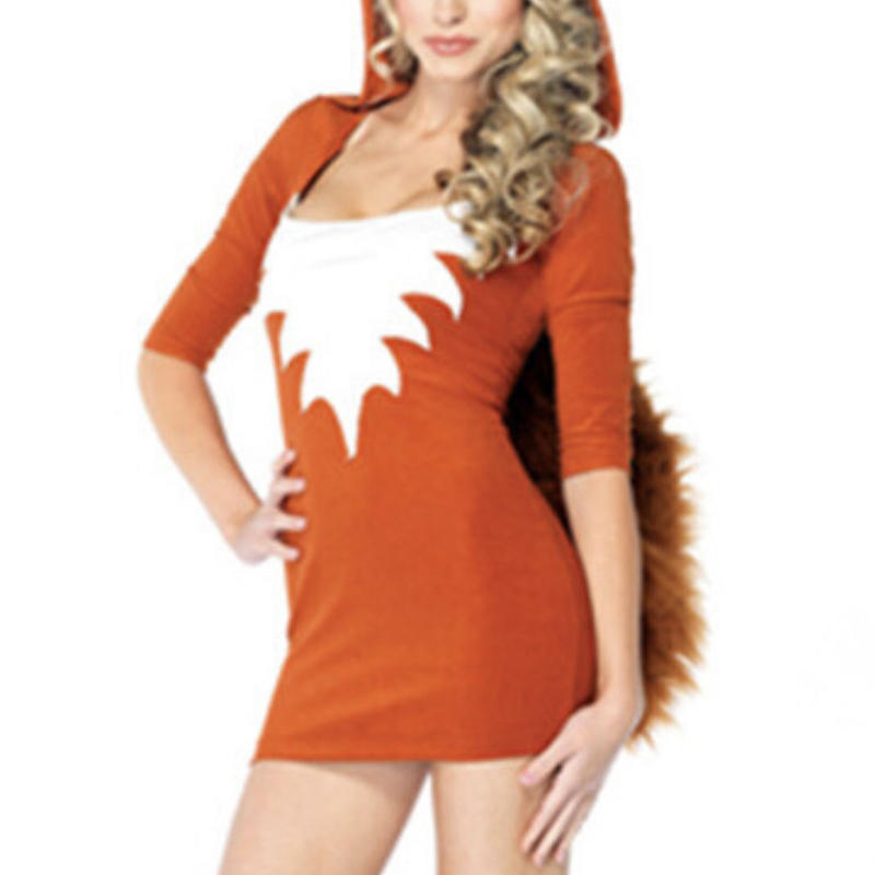 FOX  コスチューム