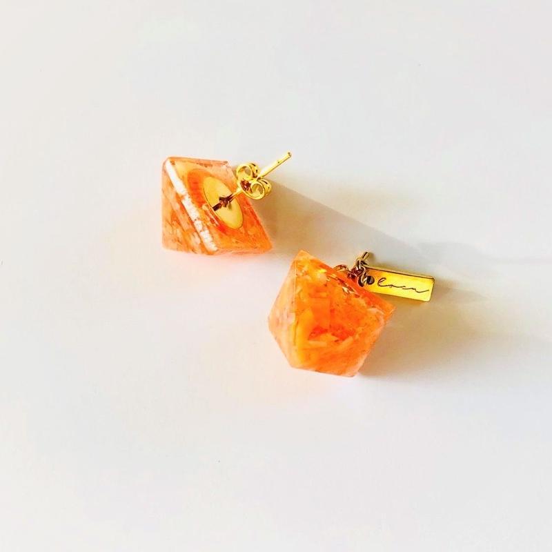 nikogori桜 橙