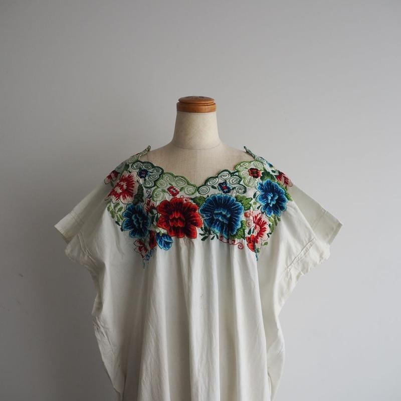 1920s Hungarian Handmade Dress