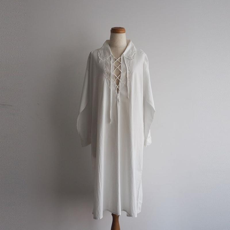 Antique Shirt Dress