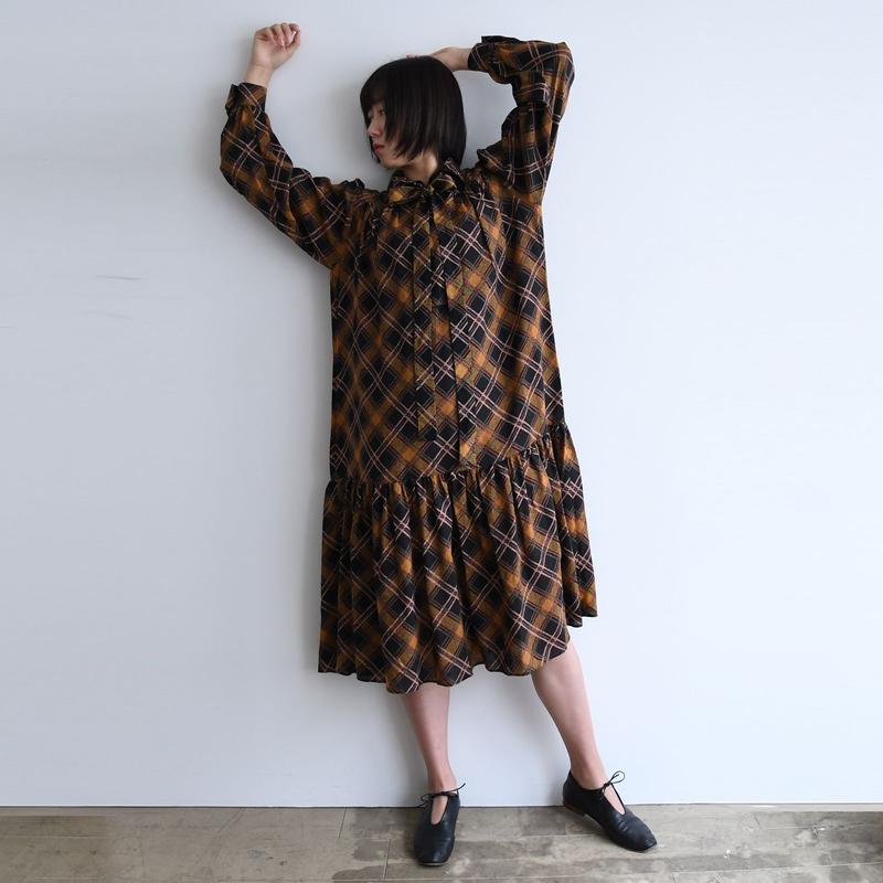 1980s  YSL Rive Gauche Dress