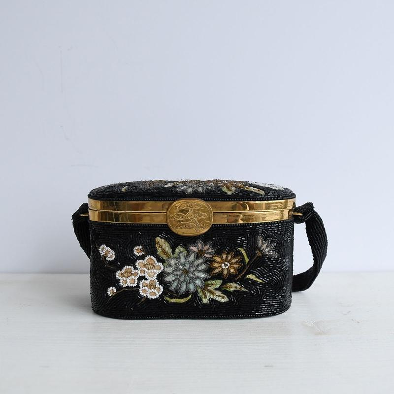 1950s Torii Beaded Bag
