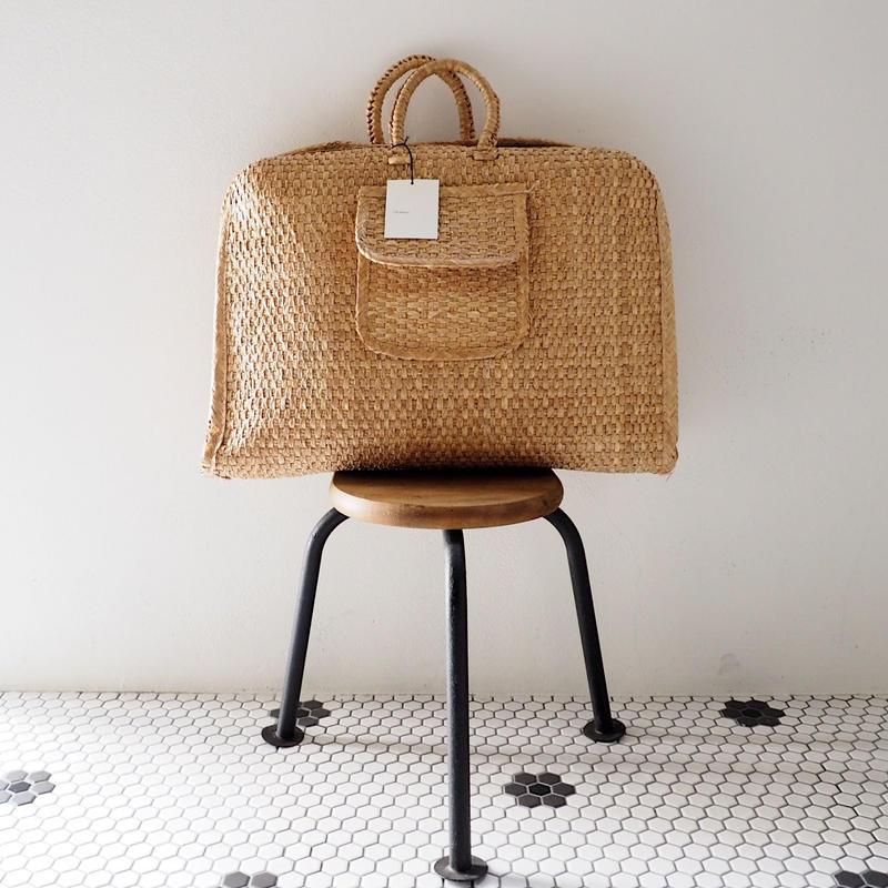 vintage Picnic Bag
