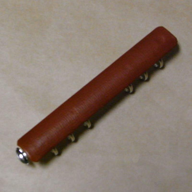 【SET】Logu Parts Real Leather BRN