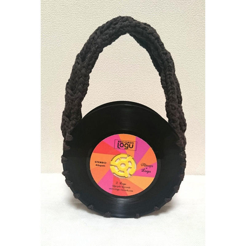 bagu cotton strings brown アップサイクル(UP cycle)