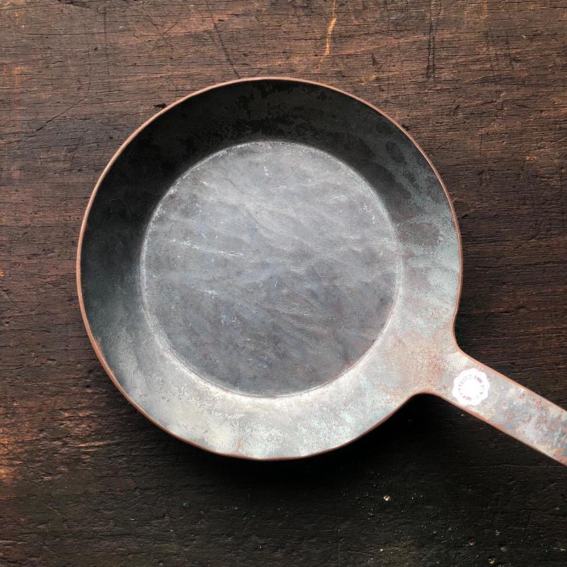 Turk / fryingpan