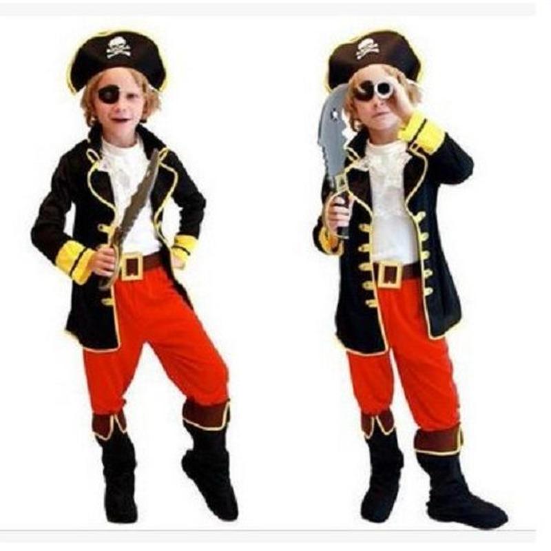 キッズ ベビー服 シューズ コスチューム ハロウィン 衣装 コスプレ 仮装 パイレーツ 男の子 子ども 小学生 保育園 かっこいい お手軽セット 海賊コスチューム TAGX10348