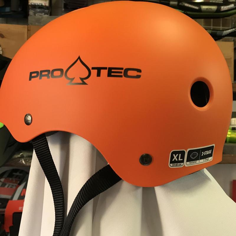PRO-TEC  Classic Skate / Matte Orange / XL