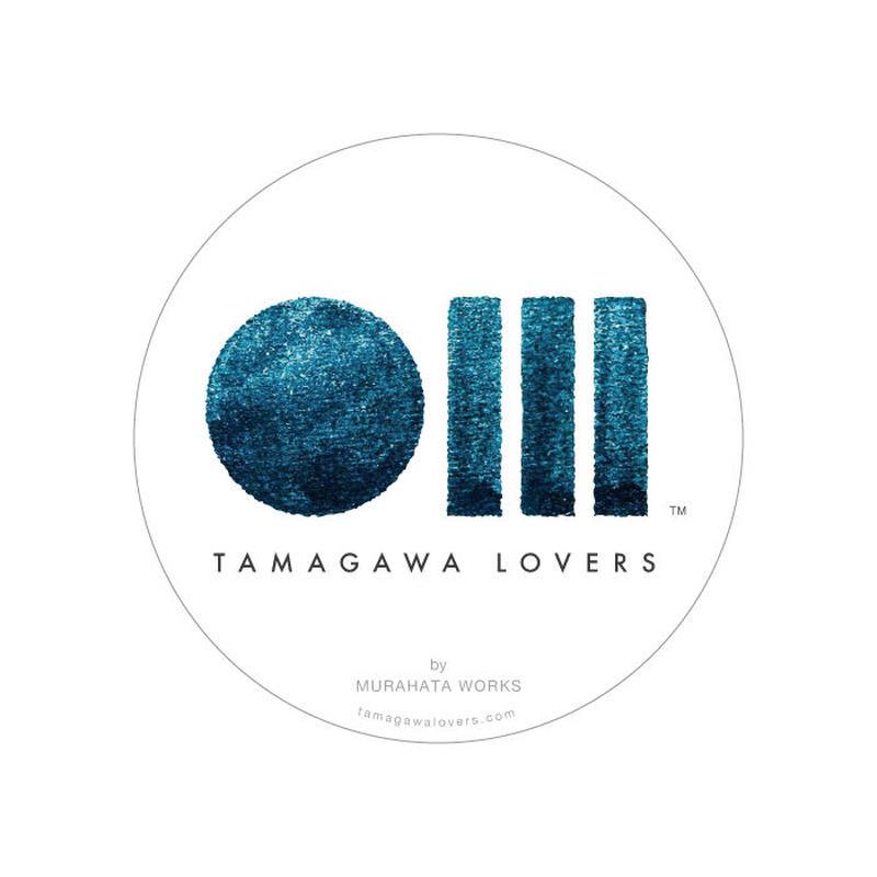オリジナルステッカー「TAMAGAWA LOVERS」