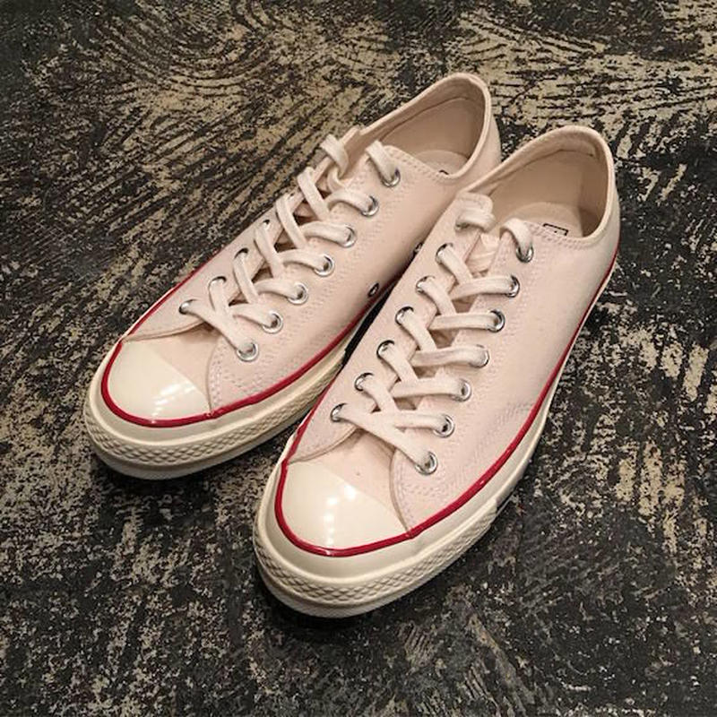 "【 CONVERSE 】""First String"" CTAS 70 OX ( PARCHMENT )"