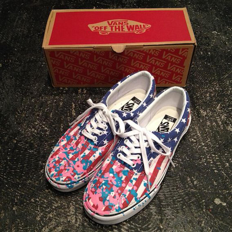 "VANS SPECIAL EDITION by ESPYONE ""ERA"" US9.5(27.5cm) B"