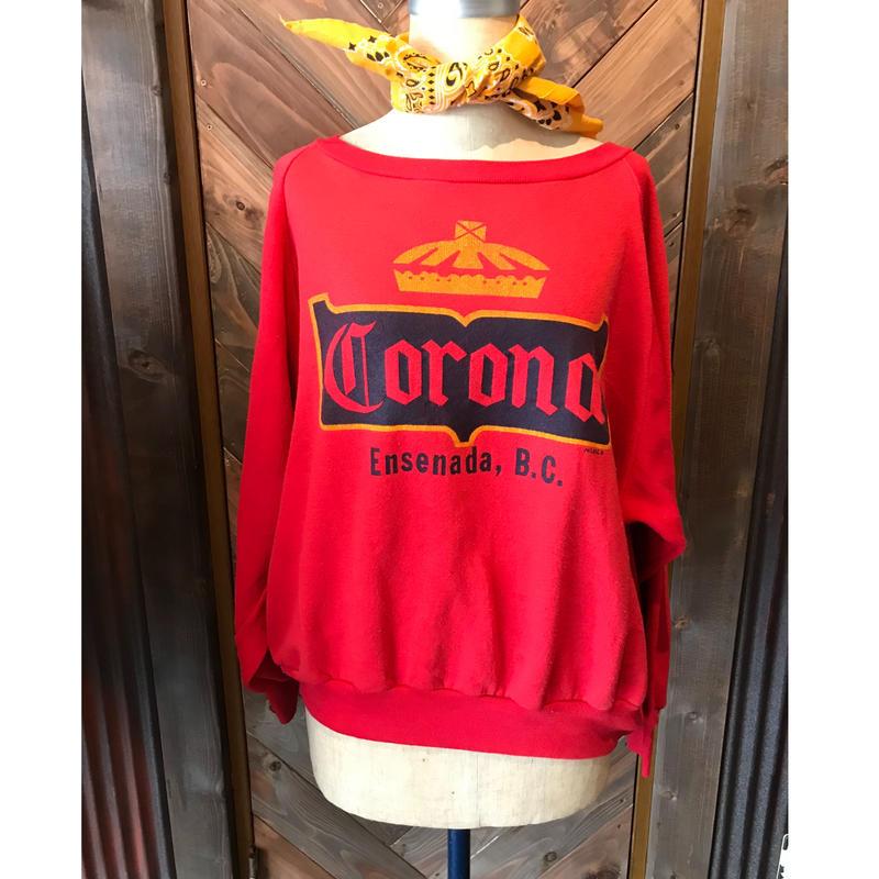 80s Corona beer sweat (USED)