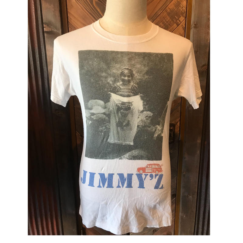 80s Jimmy`z   T-shirt (USED)