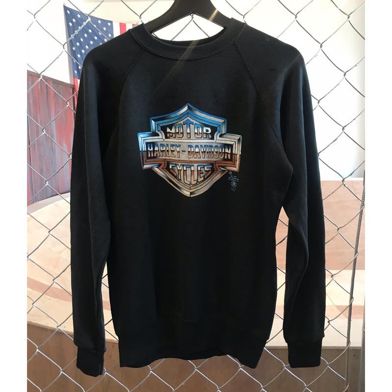 80s Harley-Davidson sweatshirt