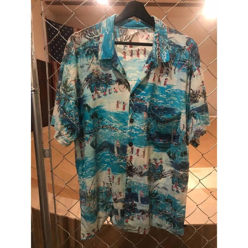 90s OP (ocean pacific)  shirt (USED)
