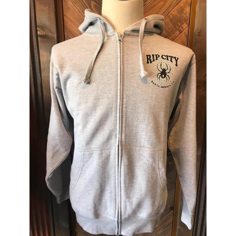 Rip City skates zip hoodie