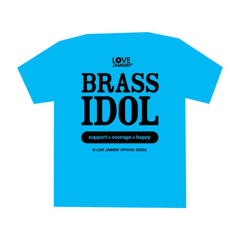 BRASS IDOL T(スカイブルー)