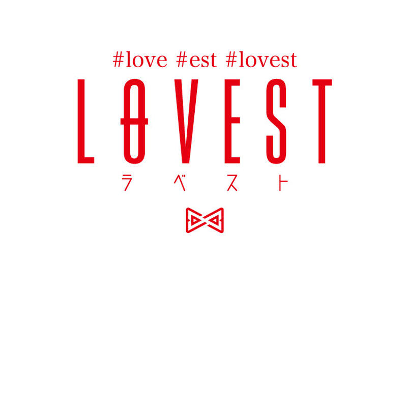 【FREE DOWNLOAD】iPhone 6〜8 #LOVEST LOGO