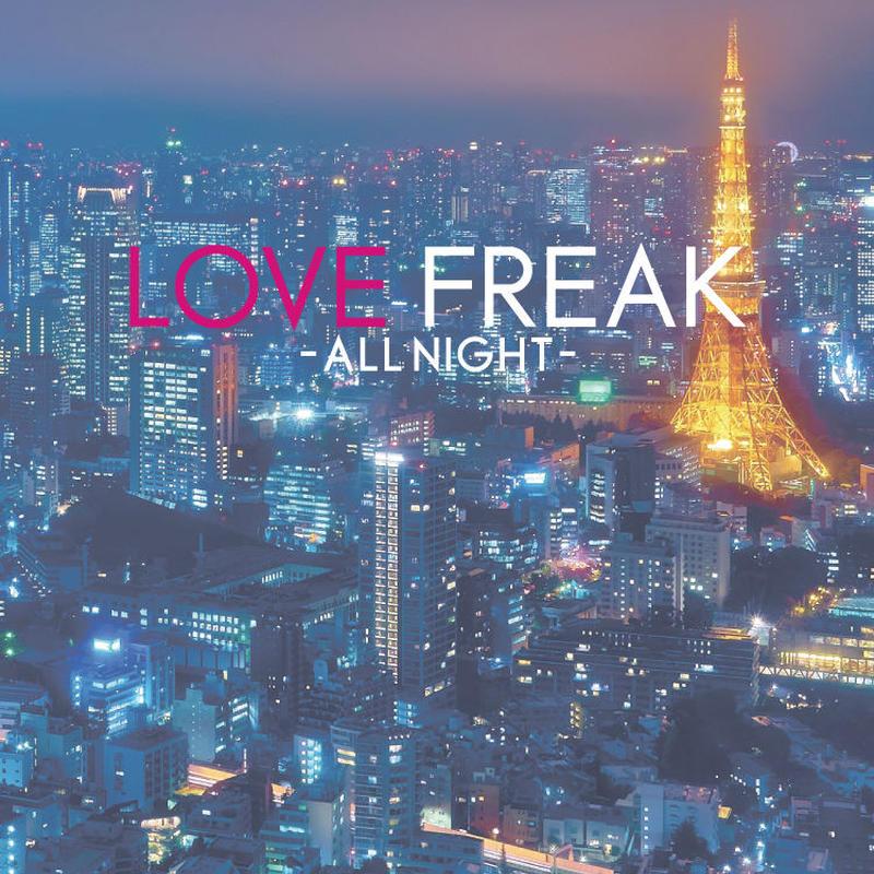 【FREE DOWNLOAD】iPhone 6〜8 LOVE FREAK