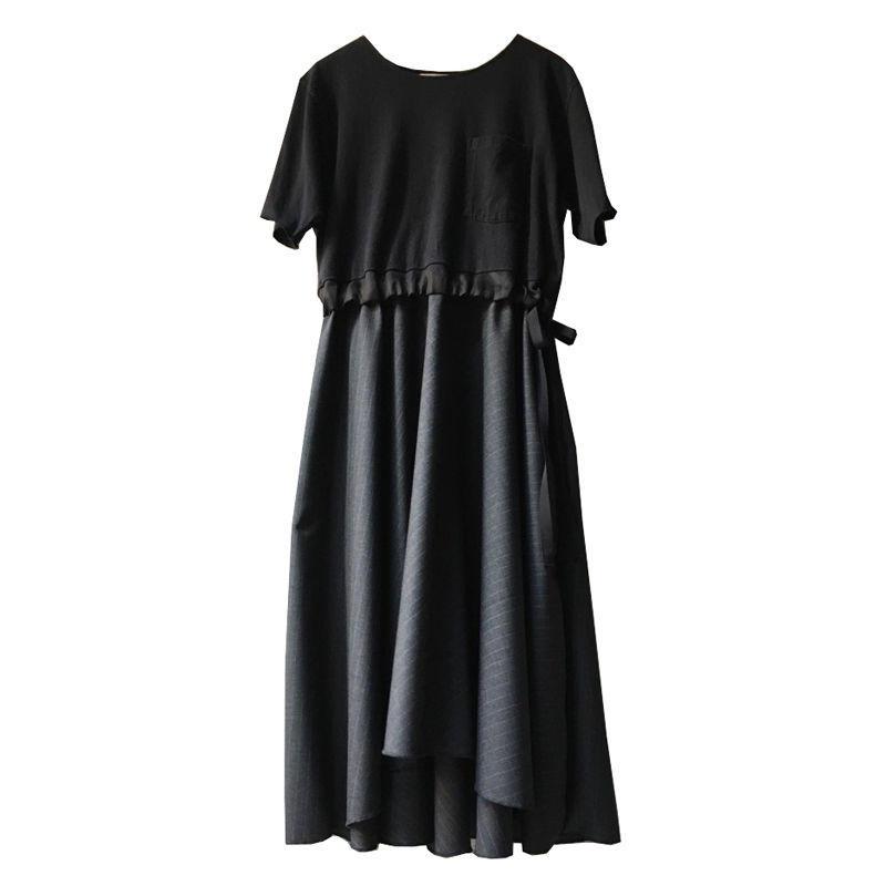 Kidole. T-FLARE DRESS