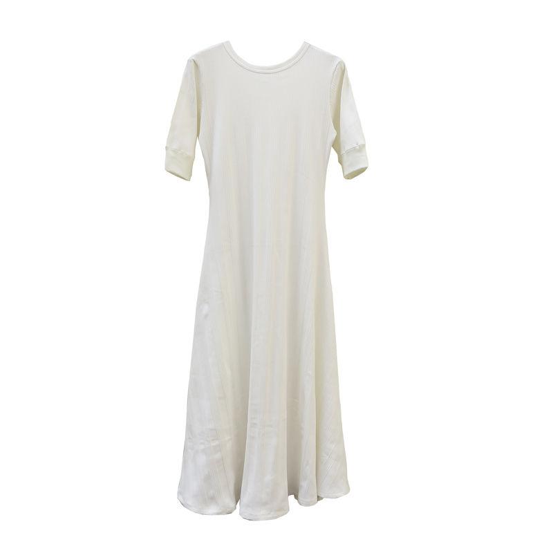 k3&co. RIB LONG DRESS