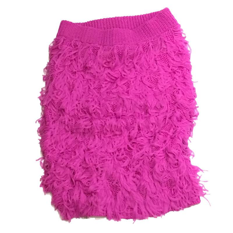 Bianca's closet フリンジスカート