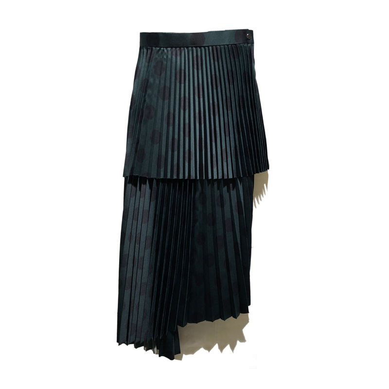 JHON LAWRENCE SULLIVAN PLEATED SKIRT