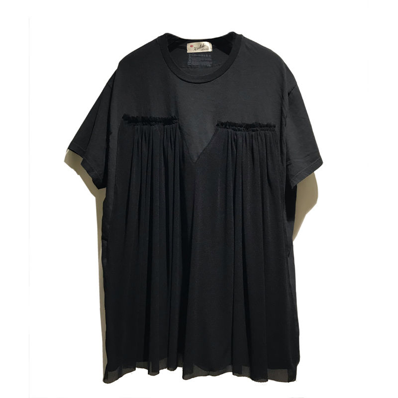 Kidole. GATHER TULLE TEE
