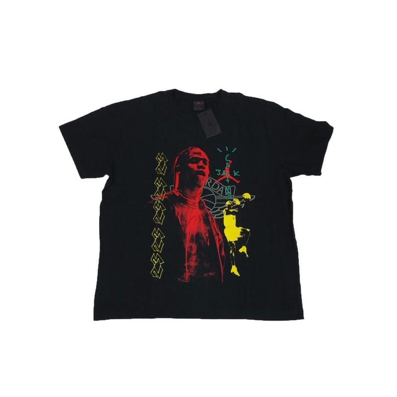Travis Scott MJ 1 Tee