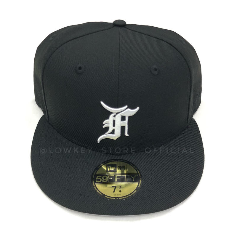 FEAR OF GOD ESSENTIAL NEW ERA 59FIFTY FITTED