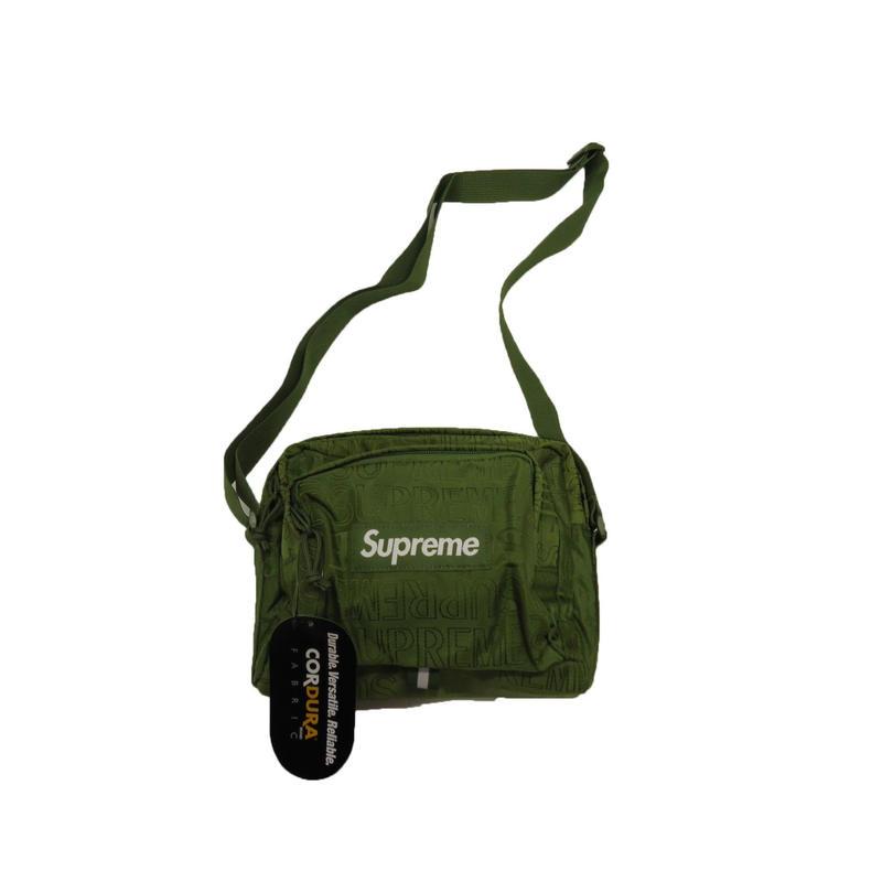 Supreme Shoulder Bag Olive