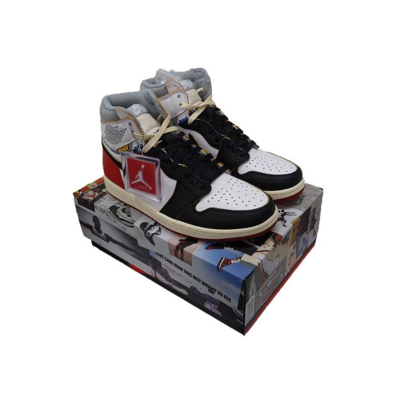Nike Jordan 1 Retro High Union Los Angeles Black Toe
