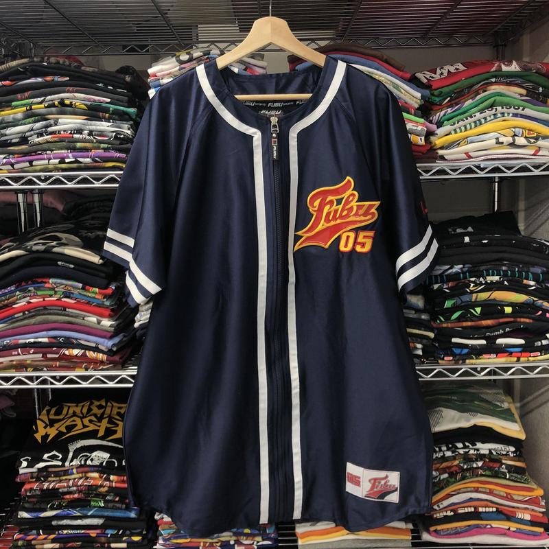 Used  FUBU zip Jersey