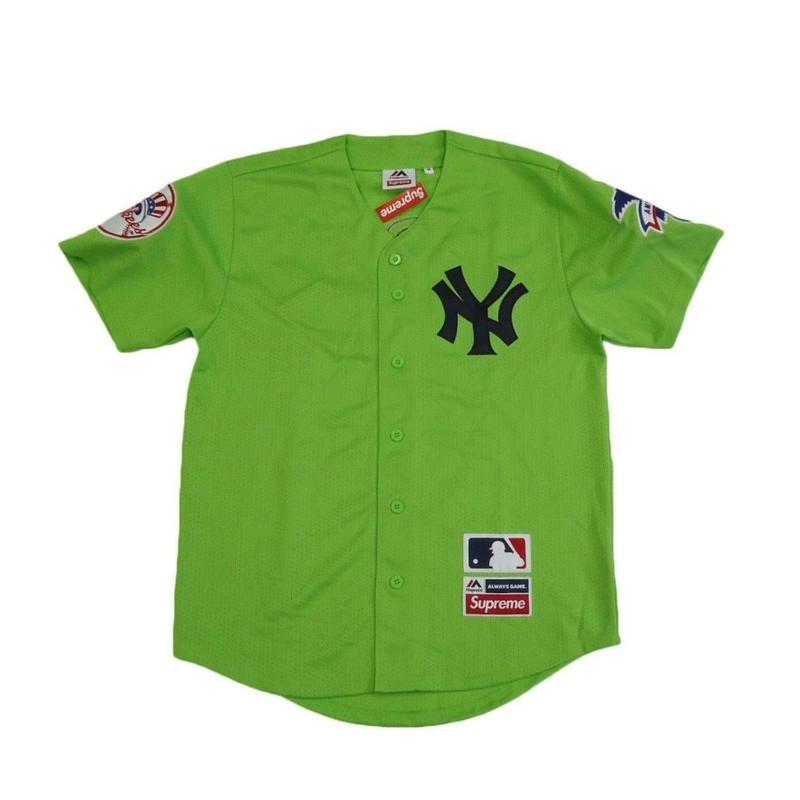 Supreme New York Yankees Jersey