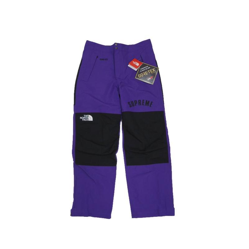 Supreme The North Face Arc Logo Mountain Pant Purple