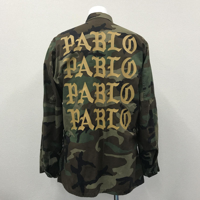 Pablo Military jacket