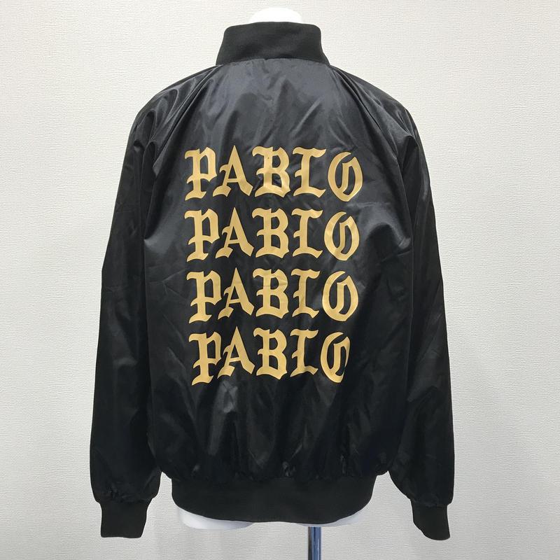 Pablo bomber jacket