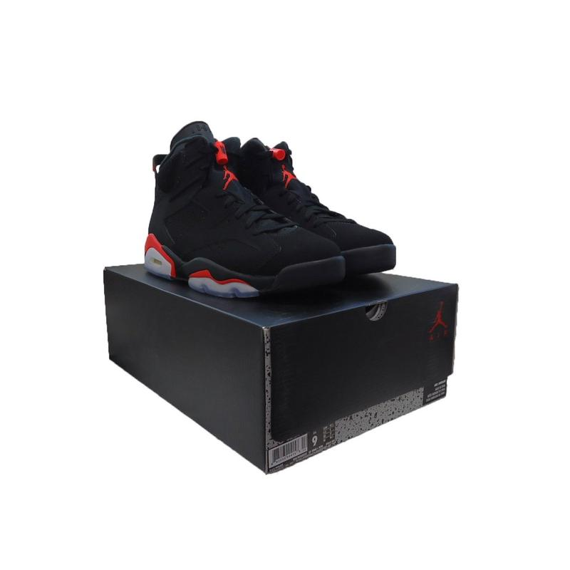 Nike Air Jordan 6 Retro Black Infrared 2019