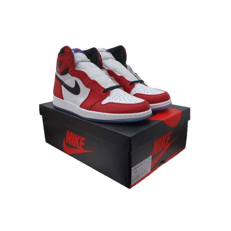 Nike Air Jordan 1 Retro High Spider-Man Origin Story