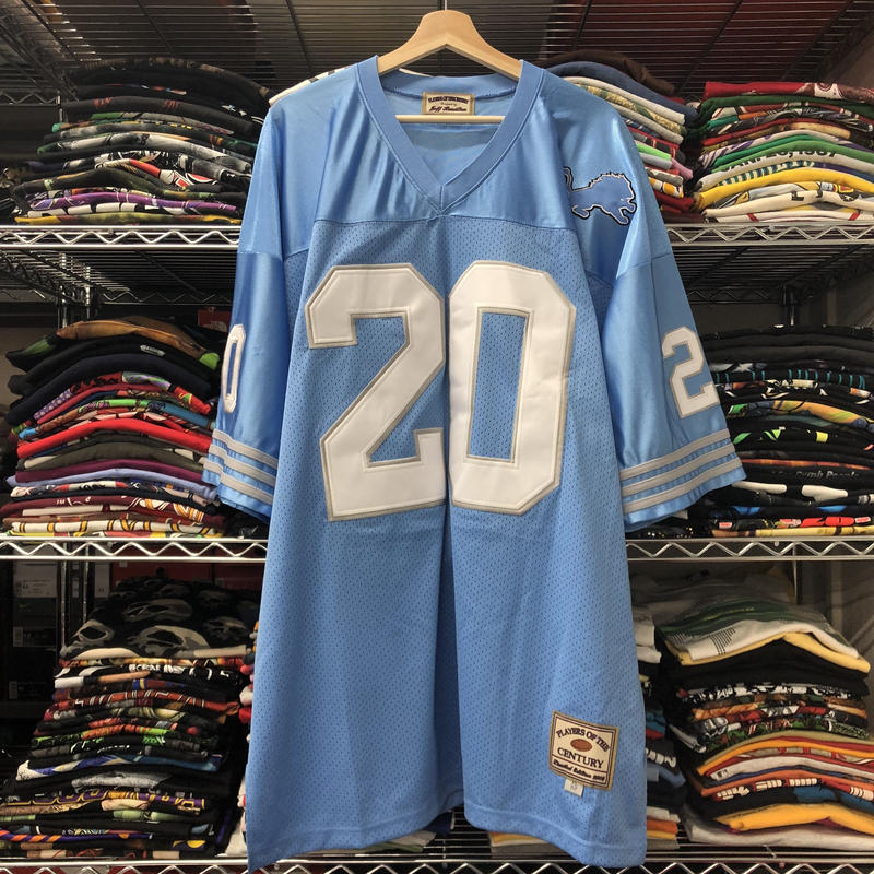 Used NFL BILLY SIMS Jersey