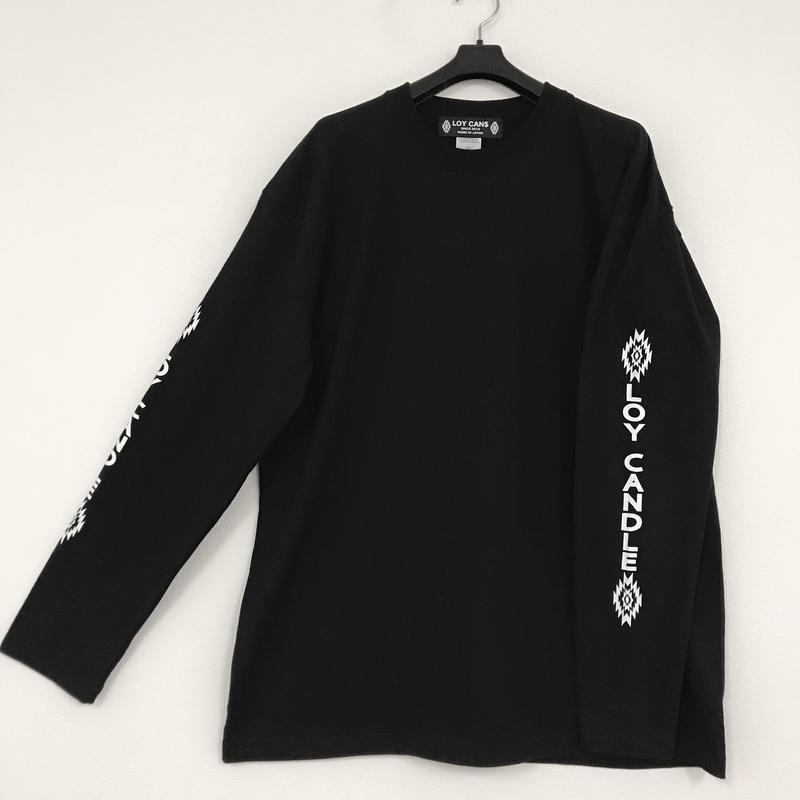 ORTEGA LOGO LONG T- shirt(XL〜XXL)