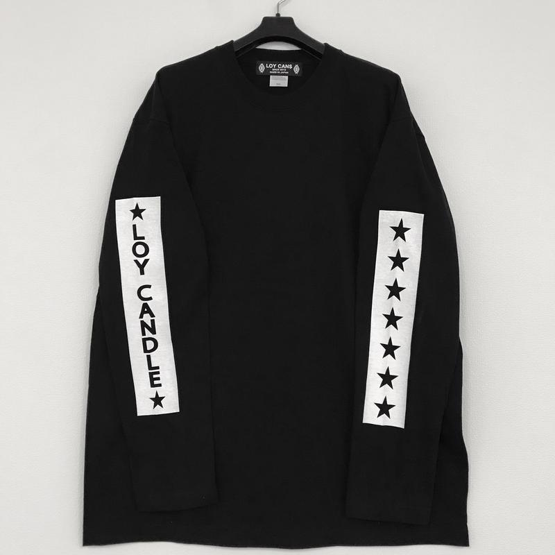 STAR&LOGO LONG T- shirt(XL〜XXL)